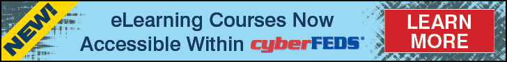 eLearning Courses Now Accessible Within cyberFEDS®
